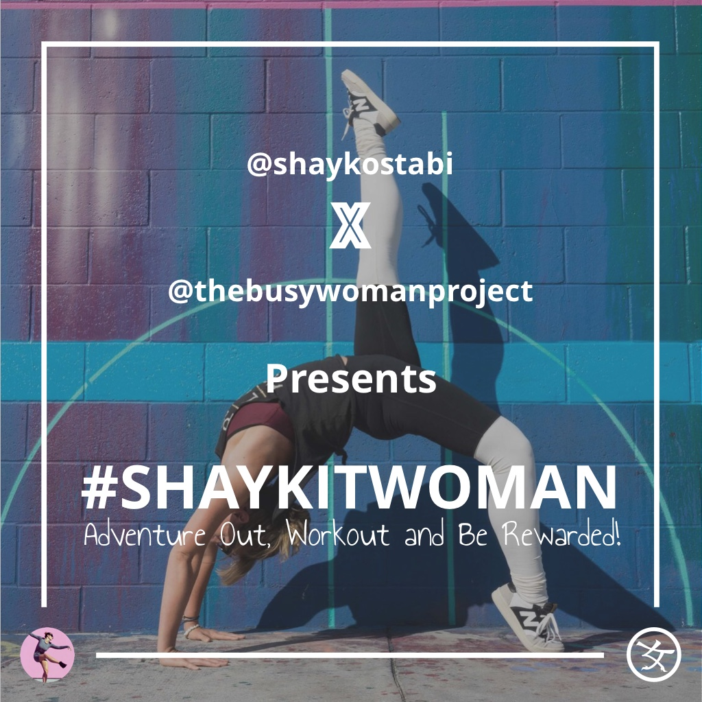 #SHAYKITWOMAN: 12 Days of Giveaways from our amazing curated sponsors!