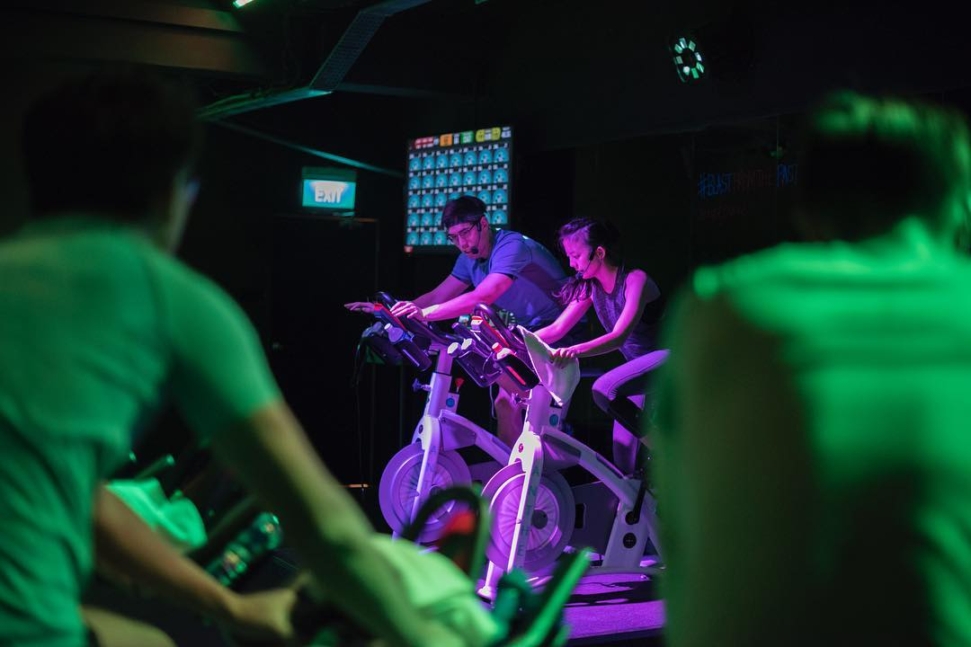 Asia S Indoor Cycling Couples Dianne Jeong Anthem