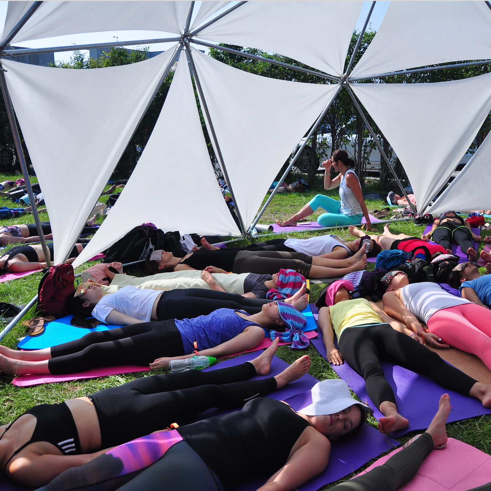Yoga Nidra: How do you relax after a long, busy day?