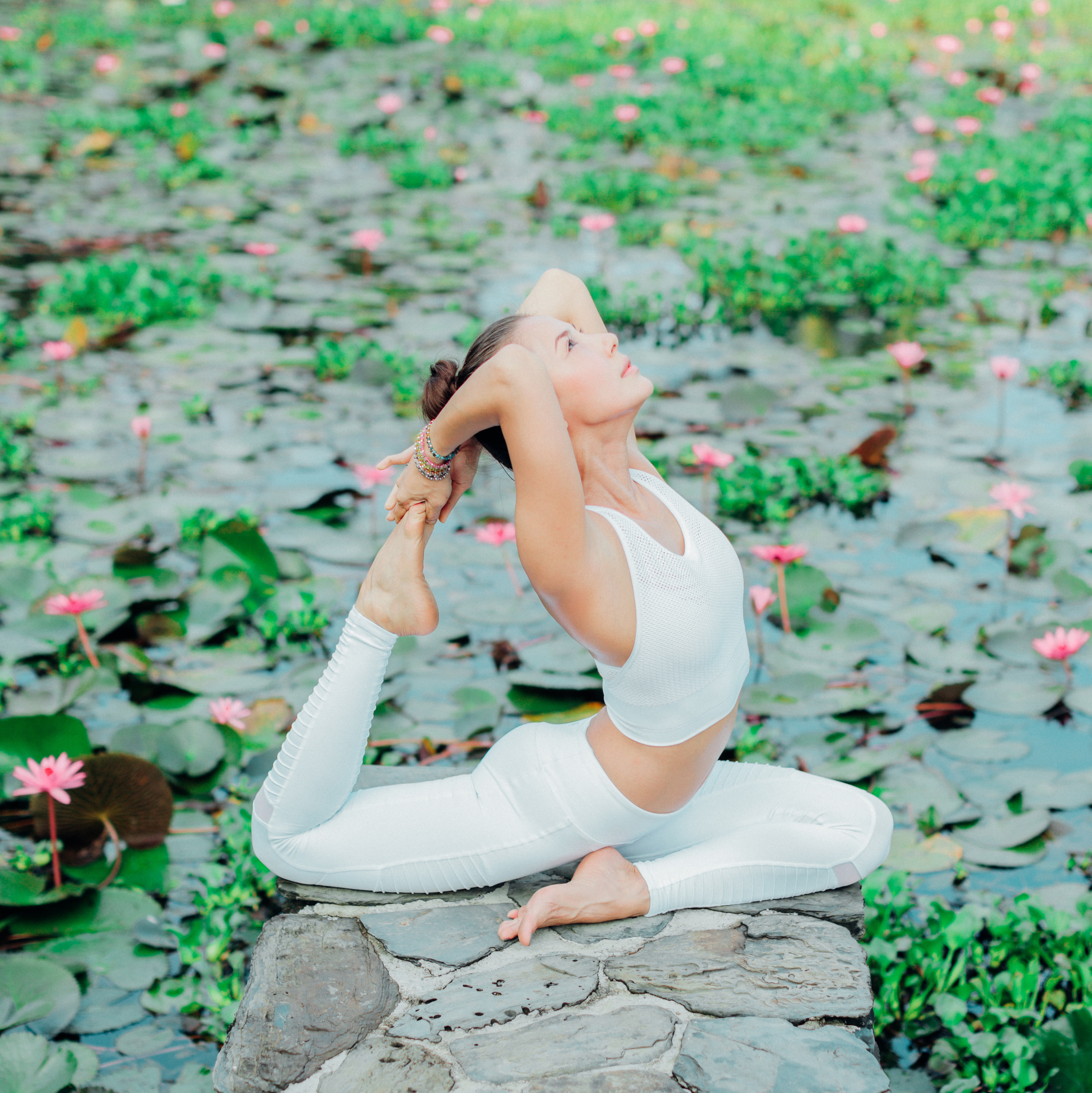 Yoga On & Off the Mat: Denise Keller, TV Entertainment Presenter, Yogi, Singapore