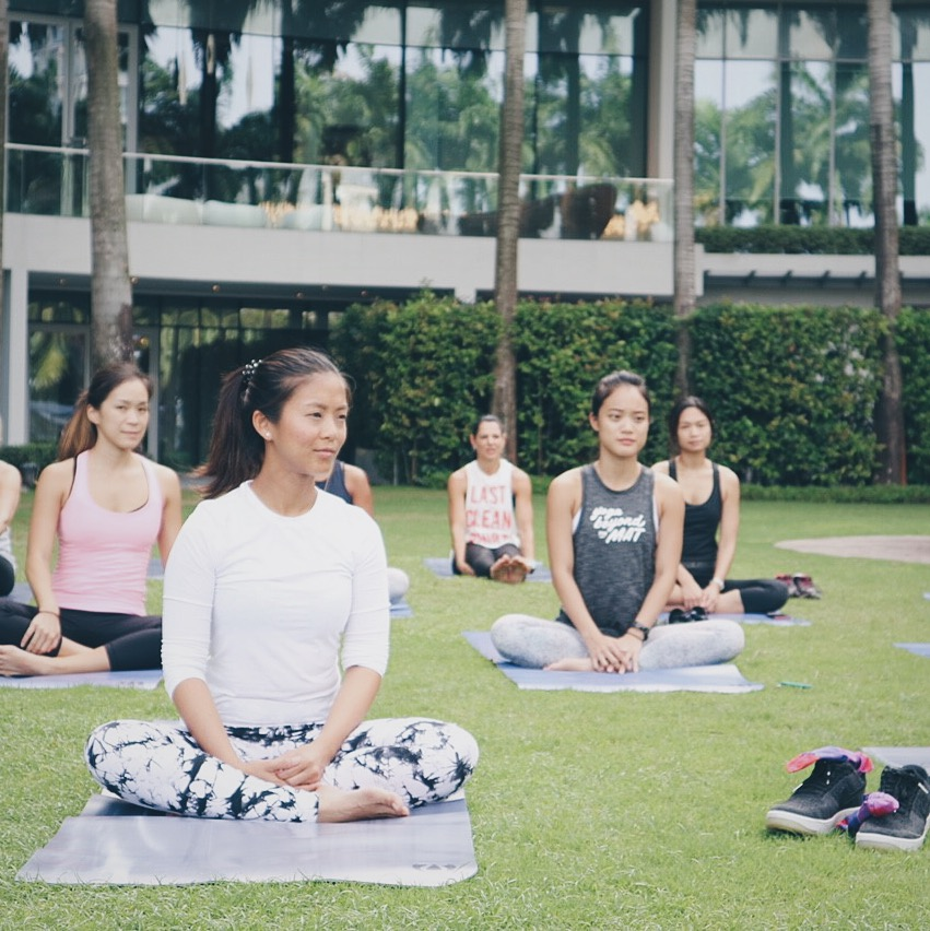 Yoga On & Off the Mat: Living Consciously & Finding Your Practice with Felicia Sun, lululemon Brand & Community Manager, South East Asia