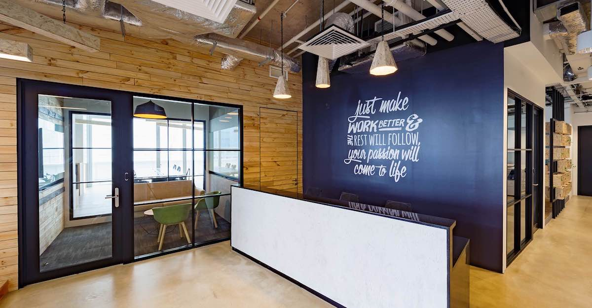JustCo Singapore Coworking Space