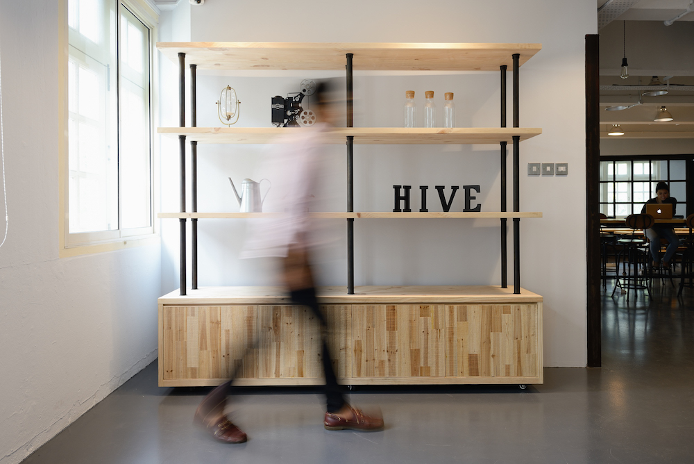 The Hive Singapore Coworking Space