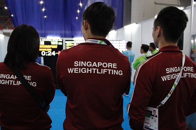 singapore weightlifting