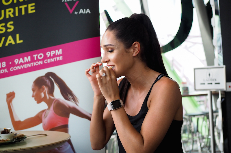 In Conversation with Kayla Itsines - Top Global Fitness