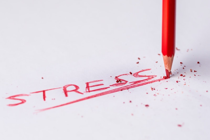 #teambusywomanshares: How Do You Deal With Stress?