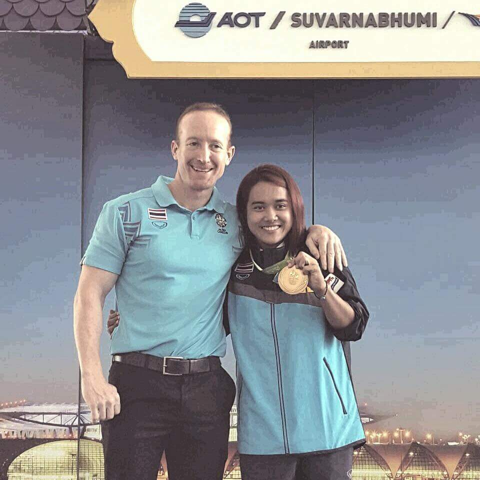 Asian Female Olympic Weightlifting Gold Medalist? BELIEVE. ft. Sopita Tanasan & Her Strength Coach